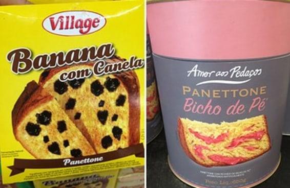 Os sabores de panettone estão indo longe demais