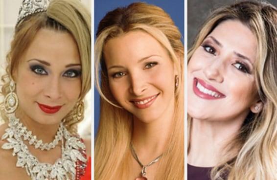 Escolha um elenco brasileiro para Friends e diremos com qual personagem da série você daria um rolê
