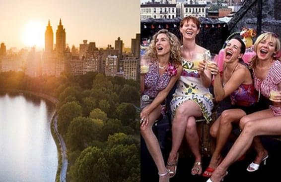 """Diga como você passaria um dia em Nova Iorque e diremos qual personagem de """"Sex and the City"""" é você"""