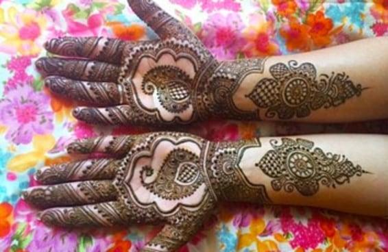 25 tatuagens de henna surpreendentemente complexas