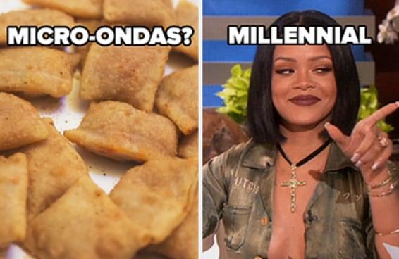 Diga como você prefere requentar essas comidas e revelaremos qual é a sua geração