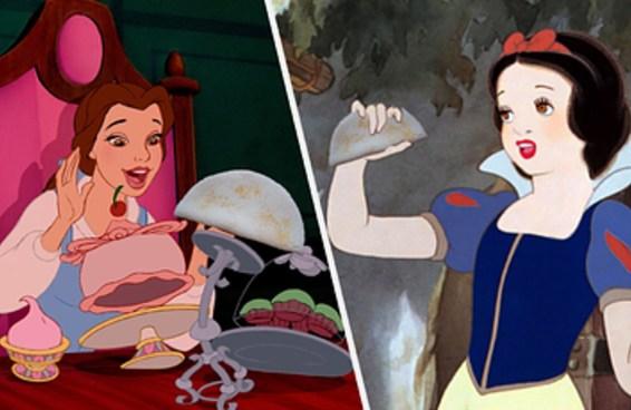 Monte uma tapioca e descubra que princesa da Disney é você