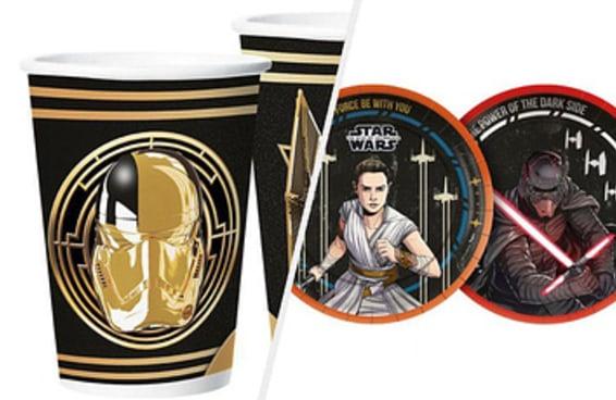 Monte uma festa temática do Star Wars e diremos qual personagem da franquia você é