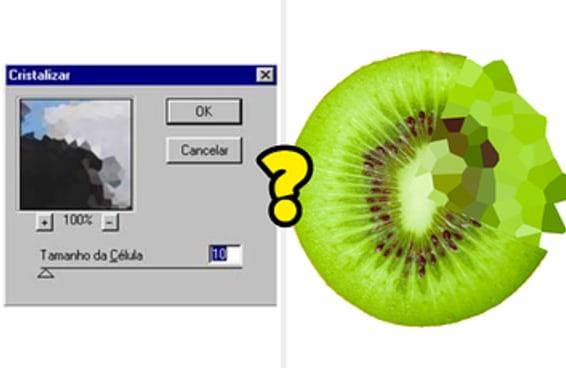 Você consegue descobrir que frutas cristalizadas são essas?