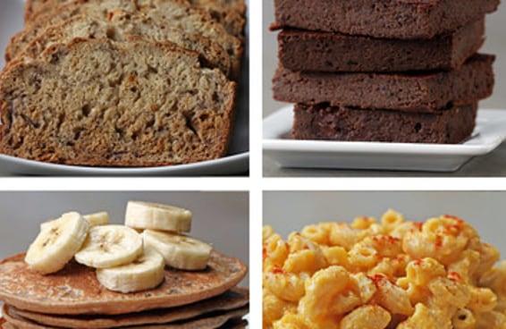 Tentando fazer melhores escolhas na cozinha? Estas 6 substituições de ingredientes mais saudáveis levarão você ao lugar certo