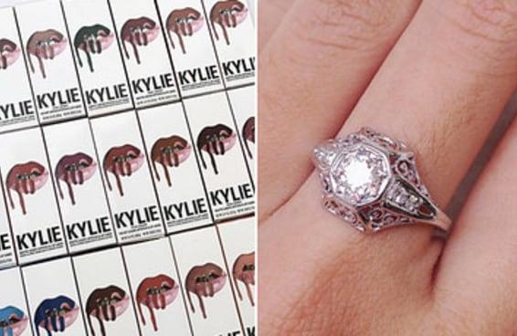 Sabemos como será seu anel de noivado a partir de suas escolhas de maquiagem