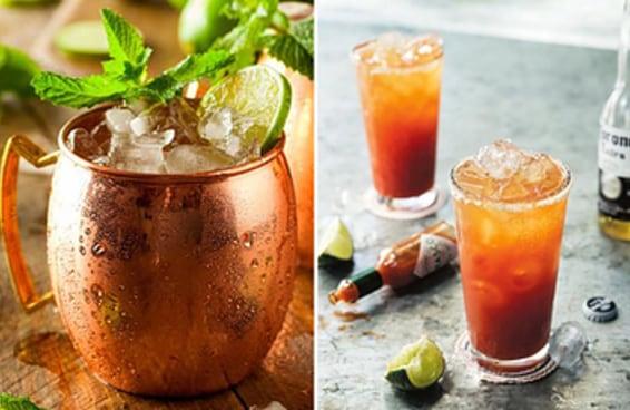 10 drinks simples pra impressionar sua família neste Natal