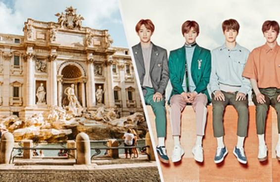 Marque todos os grupos de k-pop que você conhece e te diremos seu destino de férias ideal