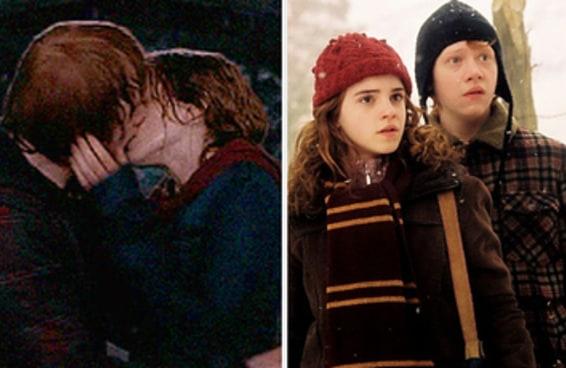 Estas são as perguntas mais difíceis sobre Rony e Hermione em cada livro de Harry Potter