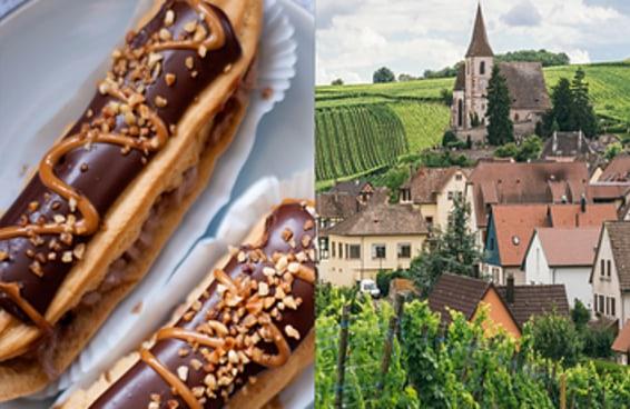 Escolha 8 comidas chiques e diremos qual país você PRECISA visitar