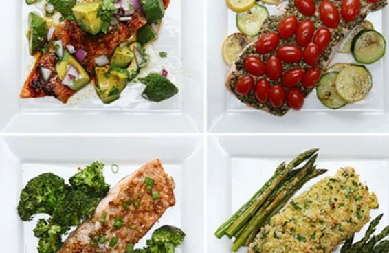 Experimente essas quatro receitas super fáceis com salmão