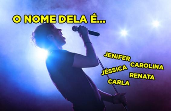 """""""Jenifer"""" entrou definitivamente para o seleto grupo de músicas que desgraçaram o nome de muitas mulheres no Brasil"""
