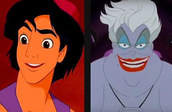 Aqui estão um príncipe e um vilão da Disney com quem você deveria transar a três