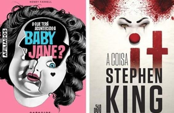 10 dos livros de terror e horror mais populares da Amazon no momento