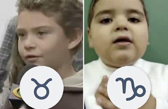 Qual criança da internet é você de acordo com seu signo?