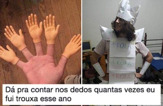 As 16 pessoas mais trouxas do Brasil