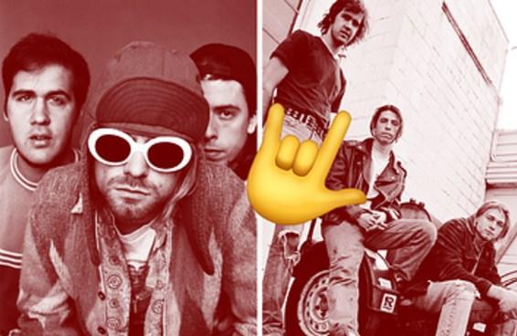 Todo mundo é uma banda de rock dos anos 90 — descubra qual você é