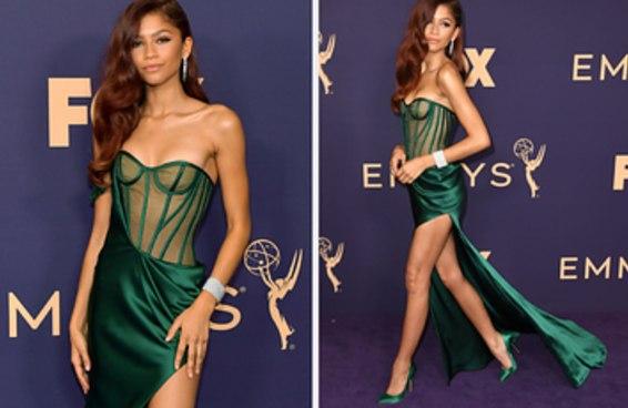 Zendaya estava um arraso no Emmy 2019 e nós estamos muito eufóricos