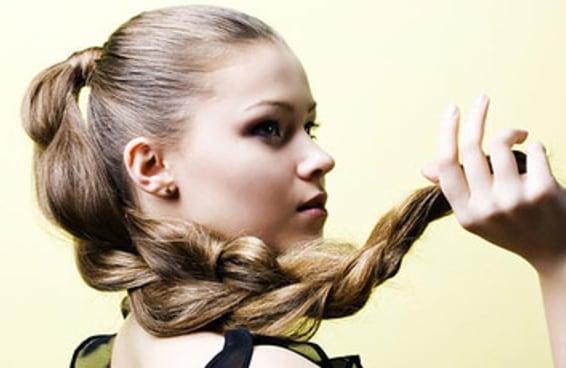 18 penteados de cabelo bem pensados para a academia