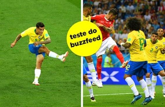 Quem é você no empate do Brasil com a Suíça?