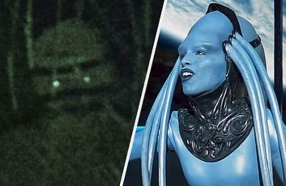 Que alienígena da cultura pop é você?