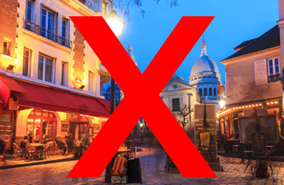 15 coisas que você jamais deve fazer quando visitar a França