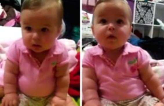 Uma mãe demitiu uma babá após um vídeo de sua bebê recebedo um balde de água ter viralizado