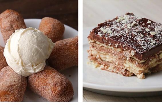 Você precisa aprender a fazer pelo menos uma destas seis sobremesas