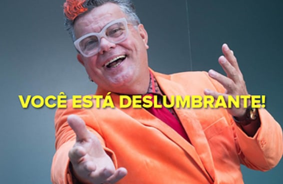 Monte um desfile de Carnaval e te daremos um elogio do Milton Cunha