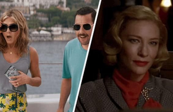 Você consegue descobrir qual é a comédia romântica apenas pela sinopse da Netflix?