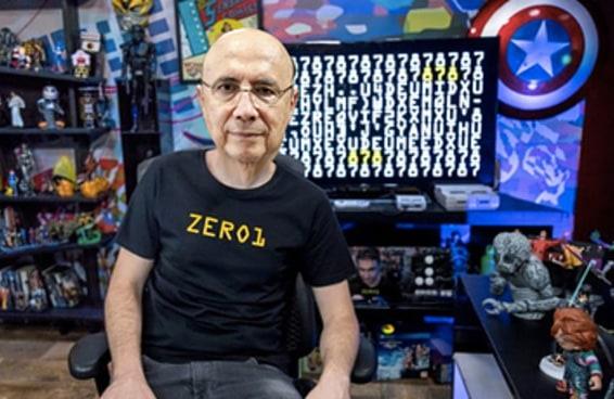 Faltava um candidato geek e Henrique Meirelles aparentemente preencheu a vaga
