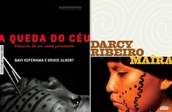 15 livros sobre a história e as tradições indígenas no Brasil