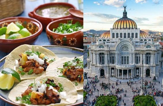 Escolha algumas comidas e diremos qual cidade latino-americana você deveria visitar em um mochilão