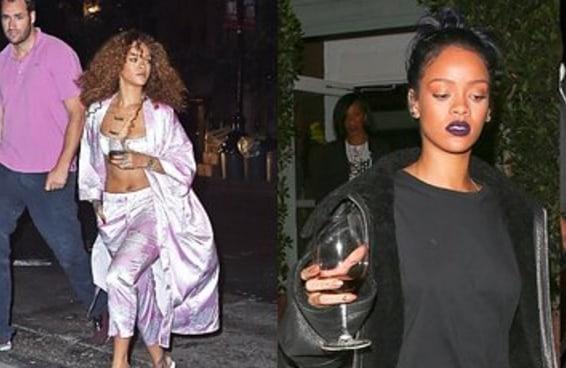 Monte um rolê de R$10 e te diremos com que Rihanna você deveria sextar