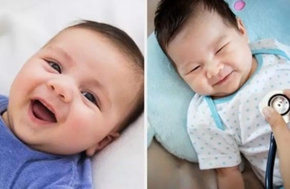 Escolha nomes para este bebês e vamos prever quantos filhos você vai ter