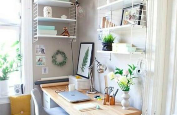 18 home offices que lhe darão novas ideias de decoração
