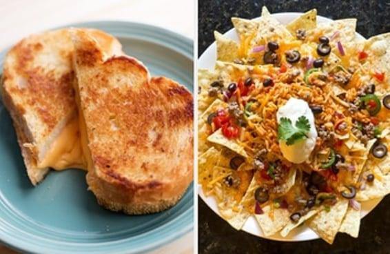 Escolha 6 comidas para um dia e diremos que tipo de amigo você é