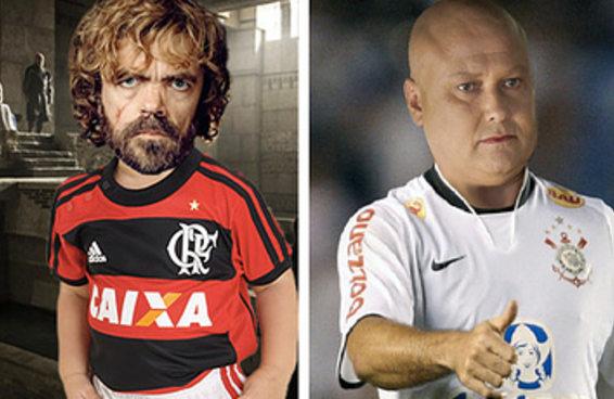 """Estes seriam os times de futebol dos personagens de """"Game Of Thrones"""""""