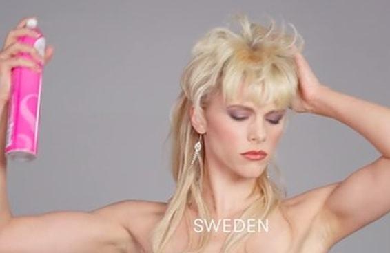 Estas eram as tendências de beleza no mundo nos anos 80