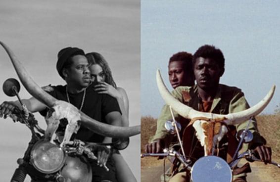 """O vídeo da turnê """"On The Run II"""", de Beyoncé e Jay-Z, é inspirado em um clássico do cinema senegalês"""