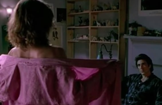 16 cenas românticas de filmes que, na verdade, foram bem nada a ver