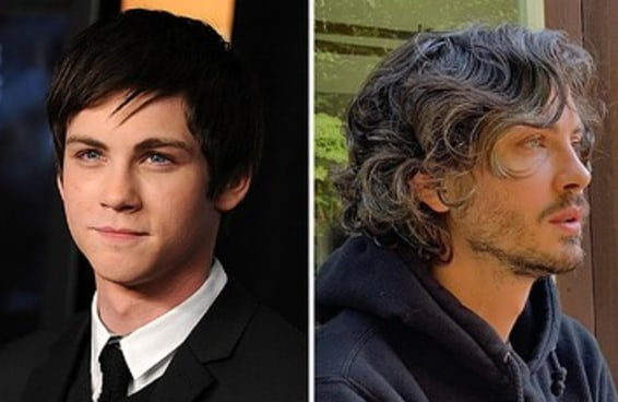 Precisamos falar sobre Logan Lerman de cabelo grisalho