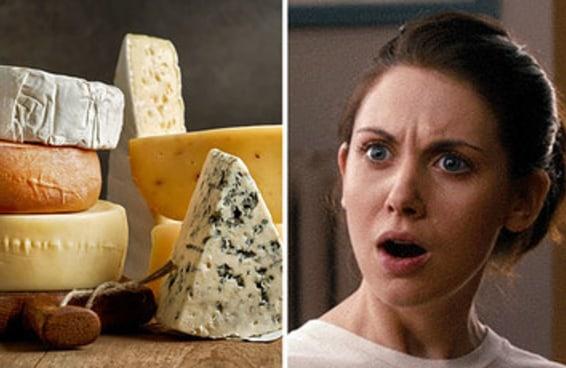 Todo mundo tem um queijo que combina com sua personalidade — aqui está o seu