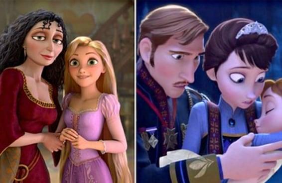 Estes são todos os pais e mães da Disney, classificados dos piores aos melhores