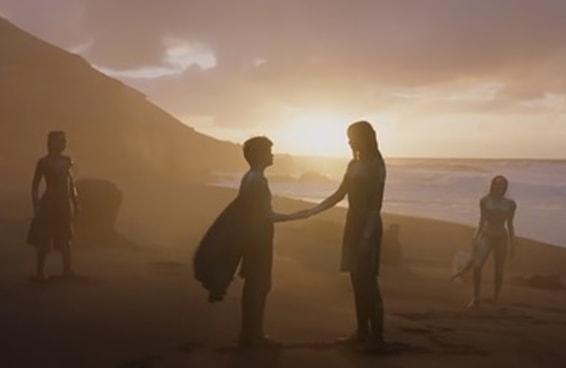 Adivinhe se estas imagens são do filme 'Os Eternos' ou da novela 'Gênesis'