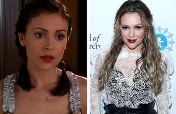 """Este é o elenco de """"Charmed"""" 10 anos após o fim da série"""