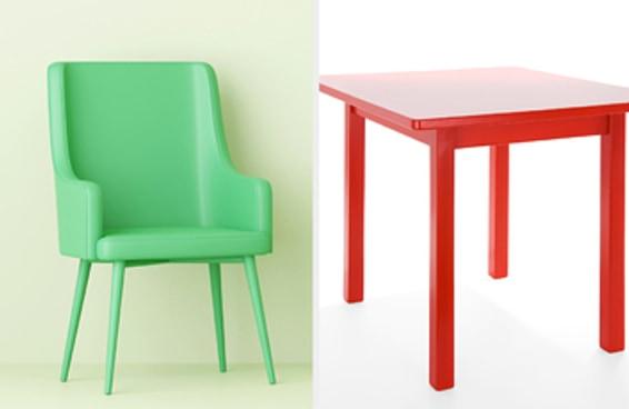Você é mais mesa ou mais cadeira?