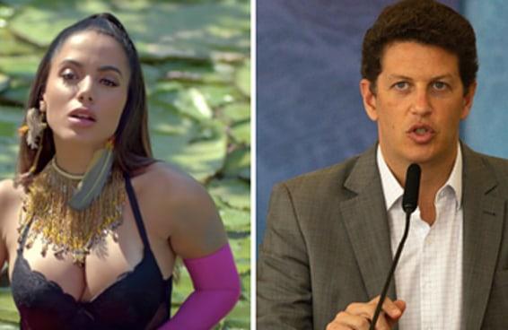 Você é mais Anitta ou mais Ricardo Salles?