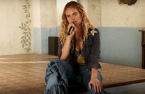"""Quantos % da jovem Donna, de """"Mamma Mia 2"""", existe no seu coração?"""