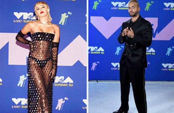 Aqui estão todos os looks do tapete vermelho do MTV VMA 2020